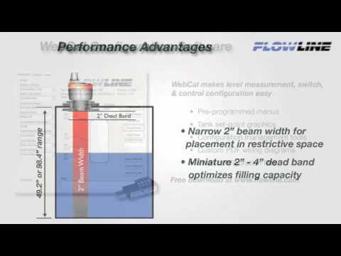 Small Tank Ultrasonic Level Sensors Echopod Youtube