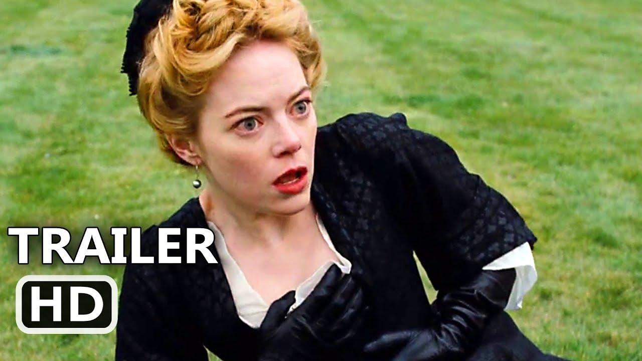 The Favourite: THE FAVOURITE Trailer # 2 (NEW 2018) Emma Stone, Rachel