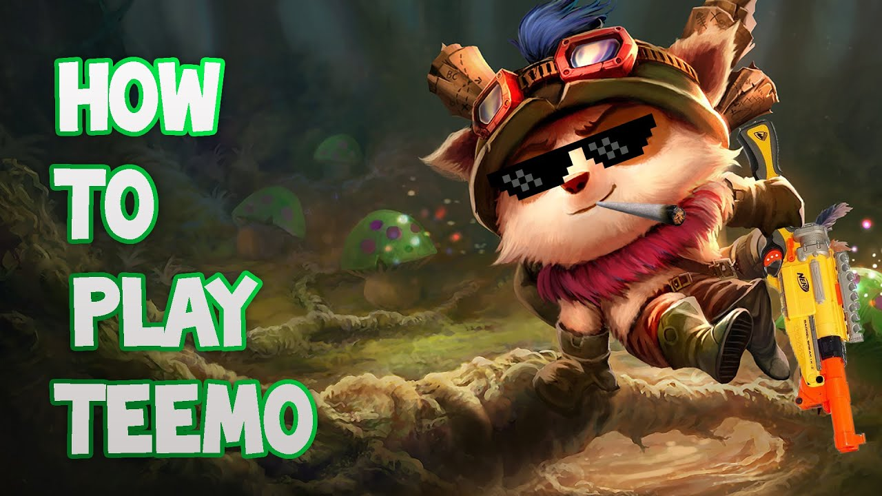 s9 Top Teemo build guides, counters, guide, pro builds ...
