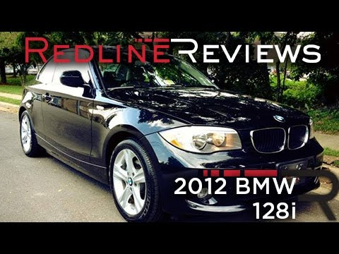 2012 BMW 128i Review Walkaround Exhaust  Test Drive  YouTube