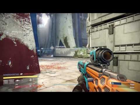 Destiny- Sniping in rift