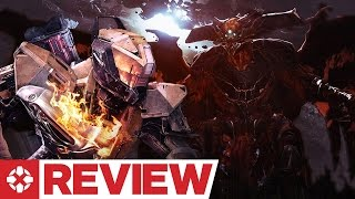 Destiny: The Taken King Review (Video Game Video Review)