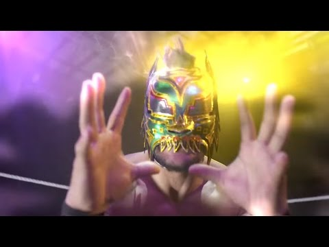 Lince Dorado brings unique lucha action to WWE 205 Live