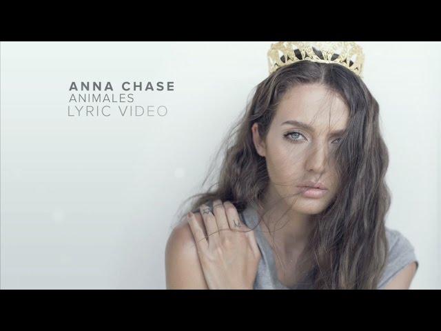 anna-chase-animales-lyric-video-anna-chase