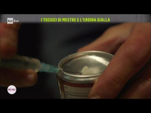 I tossici di Mestre e l'eroina gialla - Nemo - Nessuno escluso 12/10/2017