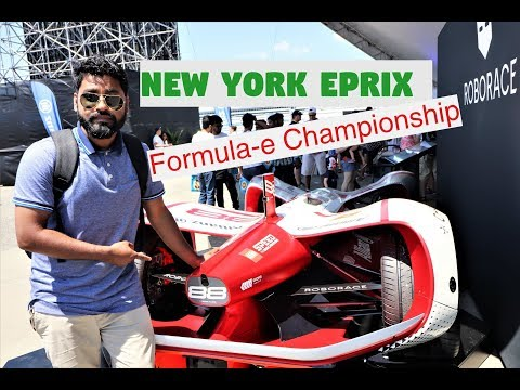 New York City ePrix Formula-e Championship