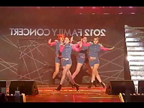 퍼플레이(Purplay) -롯데패밀리콘서트 퍼플레이 Mirror Fan cam.