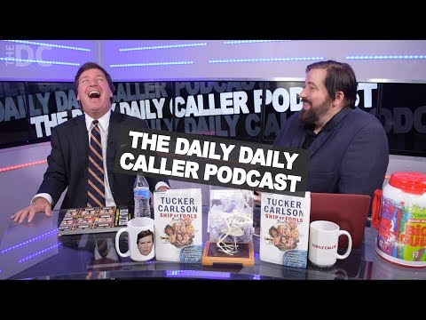Tucker Carlson Gets All Worked Up About Populism And The Tech Industry