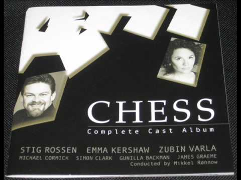 Chess Denmark Cast Recording ACT II