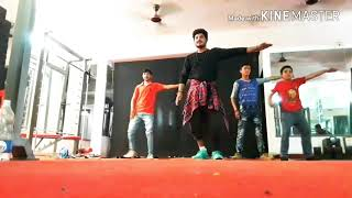 Ek Do Teen Song | Baaghi 2 | Bollywood Dance | Dance Choreography By Rahul Dcr |  A R Dance Classes