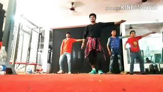 Ek Do Teen Song | Baaghi 2 | Bollywood Dance | Dance Choreography By Rahul Dcr |  A R Dance Classes