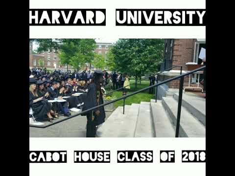 Janae Harvard University Class of 2018 Cabot House
