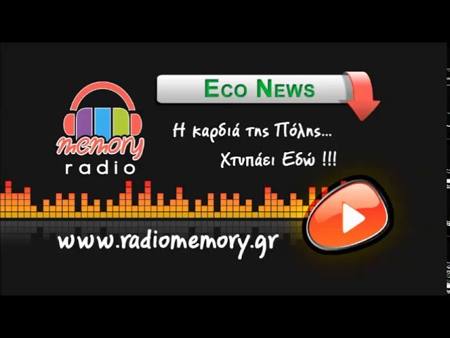Radio Memory - Eco News 31-08-2017