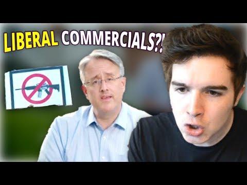 Liberals Ruin Commercials