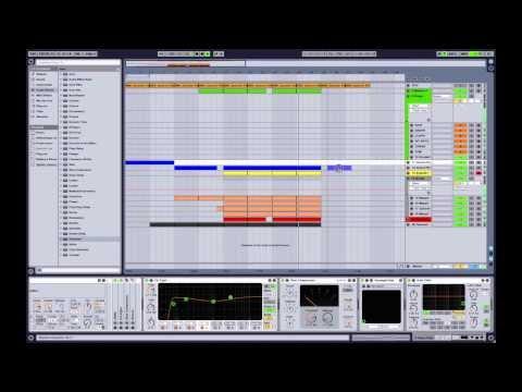 How to make music like Avicii, Alesso, Calvin Harris, Vicetone. Tutorial in Ableton Live 9