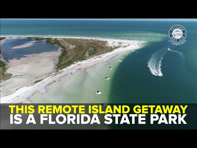 Anclote Key Preserve State Park is a remote island getaway   Taste and See Tampa Bay