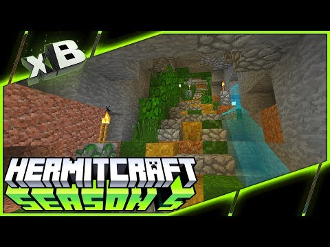 A Grotto Entrance! :: HermitCraft Season 5 :: Ep 121