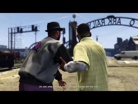 Grand Theft Auto V - Chop [Walkthrough]