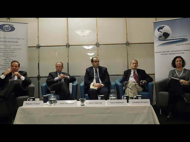 11/15/17 - WITA NAFTA Series: The Art and Impact of Withdrawal from the NAFTA - Part 3