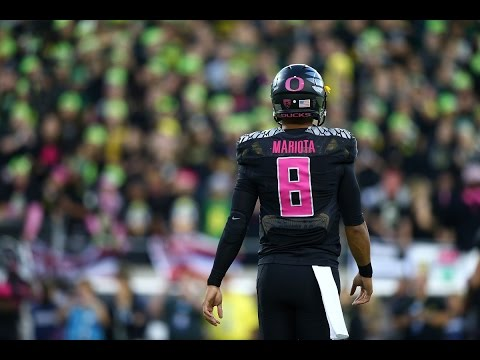 Marcus Mariota Heisman Highlights ||