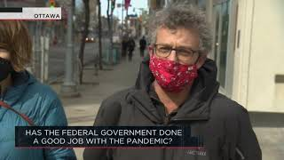 Has the federal government done a good job with the pandemic? | Outburst