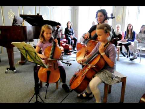 solotutti violoncello f r kinder youtube. Black Bedroom Furniture Sets. Home Design Ideas