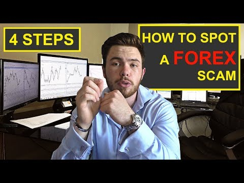 How to spot a FOREX scam | 4-steps