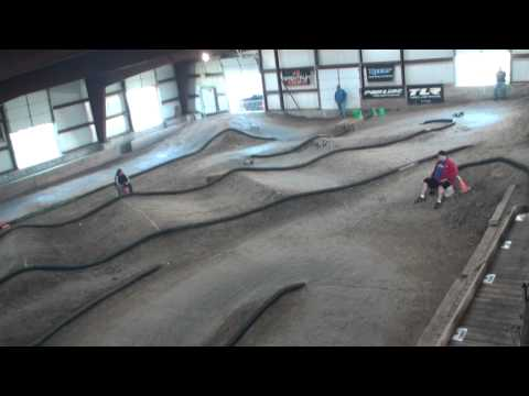 RC Pro Omaha Full 45 Minute Pro Buggy A Main Event 2012