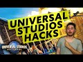 (NEW) UNIVERSAL STUDIOS HACKS [Hollywood] - Tips, Tricks, Update, and Things to Do (2019)