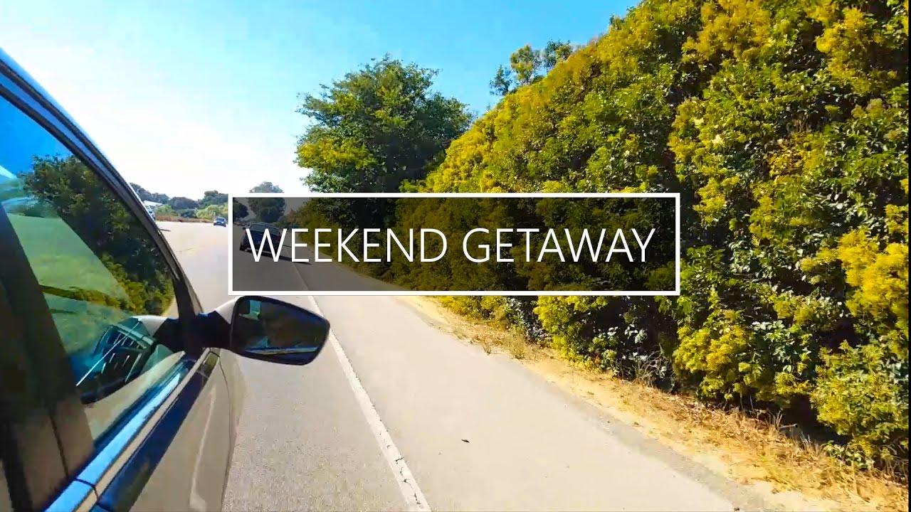Weekend Getaway Solvang Pismo Beach Slo