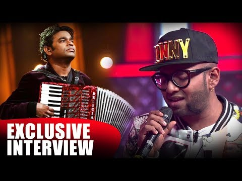 """One Of The BEST Things When Working With A.R Is..."": Benny Dayal"