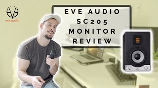 """Eve Audio SC205 2-Way 5"""" Monitor Review"""