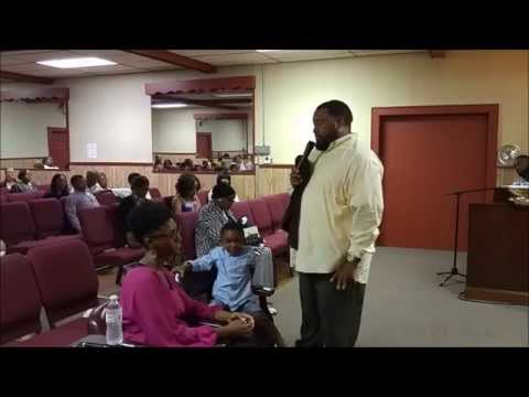 In The Belly of the Fish - Pastor Harry Euell, Faith Temple Ministries, Erie PA