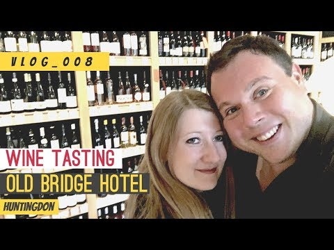 Old Bridge Hotel - Huntingdon - Wine Tasting - Wine Shop - Beginners - First Time