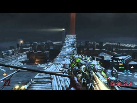 Vitriolic Withering  Upgraded Acid  - Mob Of The Dead - Black Ops 2    Vitriolic Withering
