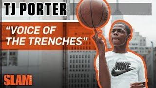 TJ PORTER, Rapper and Hooper, Is Putting NYC on His Back 🏙