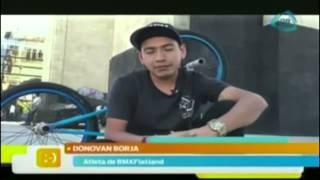 Bmx Mexico Flatland Interview Donovan Borja