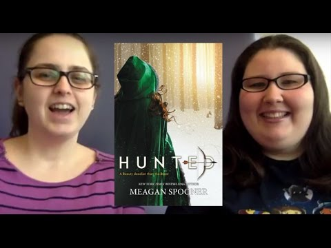 Hunted by Meagan Spooner Book Review
