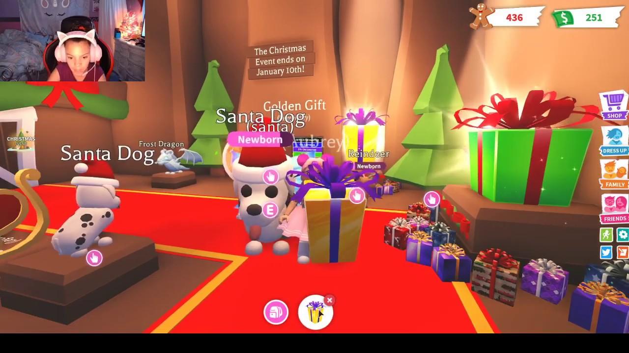 WHATS INSIDE MY CHRISTMAS EGG? ( Roblox ) - YouTube