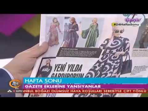 #24HaftaSonu (07.01.2017) N eşe Erberk  -  Anıl Can  -  Şinasi Günaydın