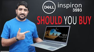 DELL Inspiron 3593 Core i3 10Gen With SSD Laptop Should YOU Buy Unboxing amp Review HIndi