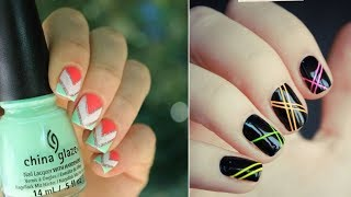 Cute Nail Art Designs for Short Nails - Hottest Nail Art Trends 2018 |2