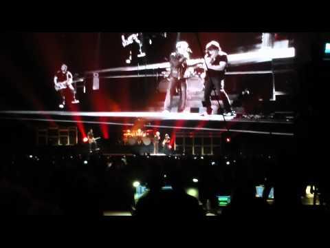 Van Halen:  Unchained - Greensboro Coliseum Complex, 4/21/2012