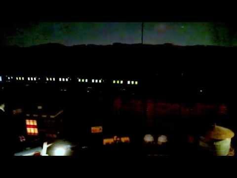 modeltrain lighting with LED's