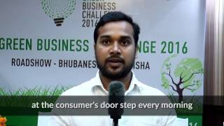 Green Business Challenge 2016 - Making Innovative Agribusiness Ideas a Reality in India
