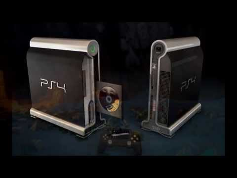 Sony PLAYSTATION 4 preview #2 - E3 *JUNE 10-13* - (CHUCK NORRIS approved)