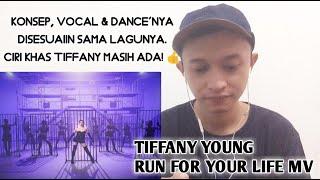 TIFFANY YOUNG - RUN FOR YOUR LIFE MV   Cuap Cuap Lagu