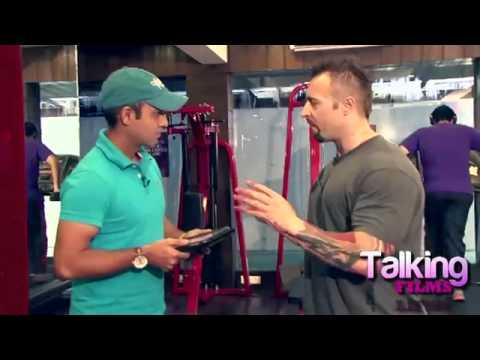 Hrithik Roshan body for Krish 3 Kris Gethin Interview