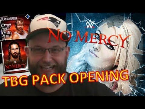 WWE SUPERCARD Grinding | Alexa Bliss RD | No Mercy Review | deutsch
