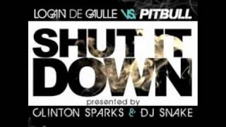Pitbull - Shut It DOWN Feat. Akon         !Diamond. .wmv
